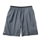 SmartWool PhD 7 Inch 2-In-1 Mens Short, Graphite, medium