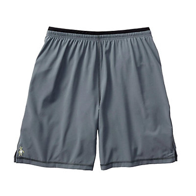SmartWool PhD 7 Inch 2-In-1 Mens Short, Graphite, viewer