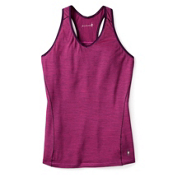 SmartWool NTS Micro 150 Pattern Tank Top, Bright Pink, medium