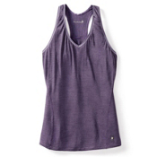 SmartWool NTS Micro 150 Pattern Tank Top, Desert Purple, medium