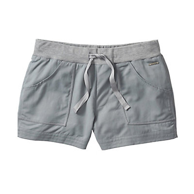 SmartWool Sweetwater Ranch Womens Short, Stone, viewer