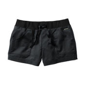 SmartWool Sweetwater Ranch Womens Short, Charcoal, medium