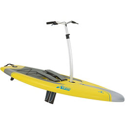 Hobie Mirage Eclipse 10.6' Stand Up Paddleboard 2017, Solar Yellow, 256