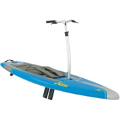 Hobie Mirage Eclipse 12' Stand Up Paddleboard 2017, Lunar Blue, medium