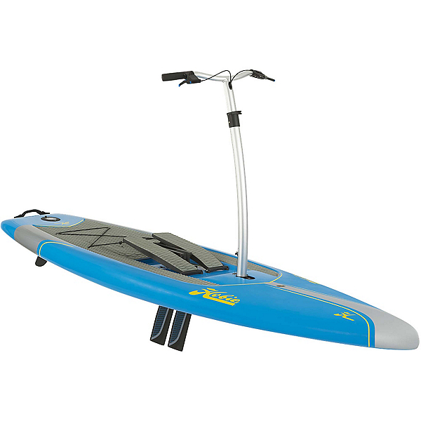 Hobie Mirage Eclipse 12' Stand Up Paddleboard 2017, Lunar Blue, 600