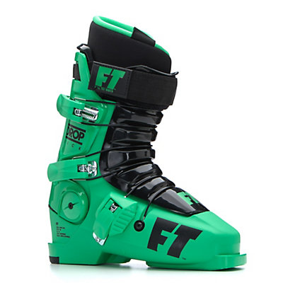 Full Tilt Drop Kick Ski Boots 2017, Green, viewer