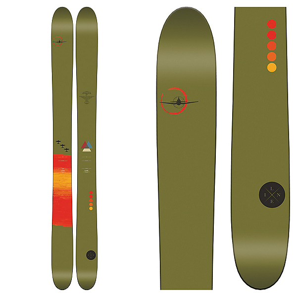 Line Magnum Opus Skis 2018, , 600