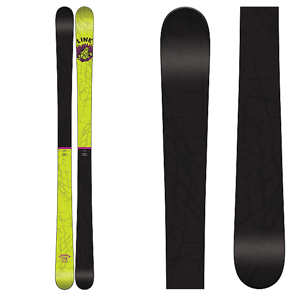 Line Chronic Skis 2017, , 600