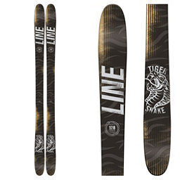 Line Tigersnake Skis 2017, , 256