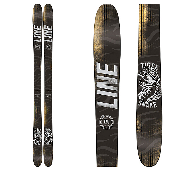 Line Tigersnake Skis, , 600