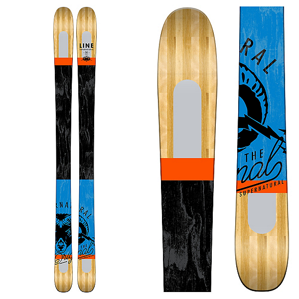 Line Supernatural 86 Skis 2017, , 600