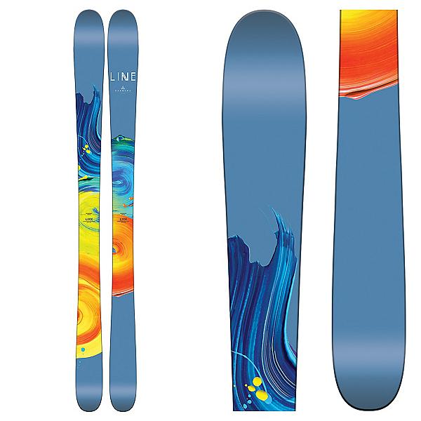 Line Pandora 95 Womens Skis, , 600