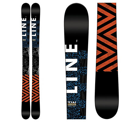 Line Tom Wallisch Shorty Kids Skis 2017, , viewer
