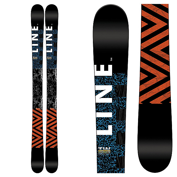 Line Tom Wallisch Shorty Kids Skis 2017, , 600