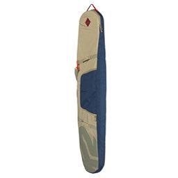 K2 Padded Board Bag Snowboard Bag, Blue-Tan, 256