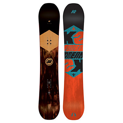 K2 Turbo Dream Snowboard 2017, 156cm, viewer