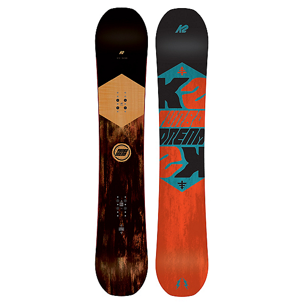 K2 Turbo Dream Snowboard, 156cm, 600