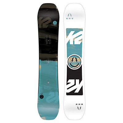 K2 WWW Snowboard 2017, 148cm, viewer