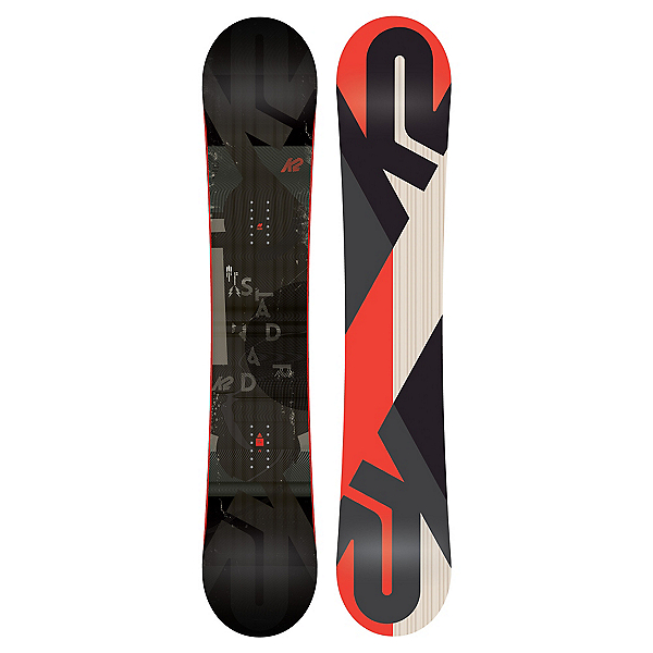K2 Standard Snowboard 2017, , 600
