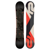 K2 Standard Wide Snowboard 2017, 159cm Wide, medium