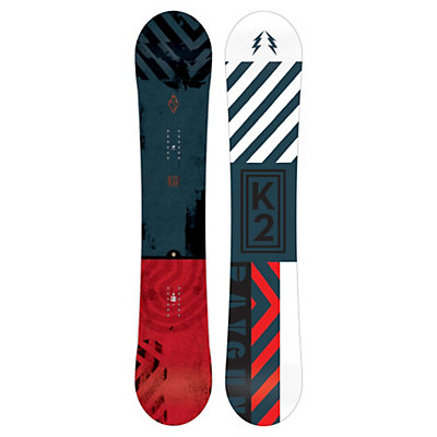 K2 Raygun Snowboard 2017, 153cm, viewer