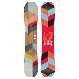 K2 Lime Lite Womens Snowboard, 146cm, 256