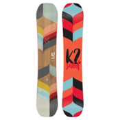 K2 Lime Lite Womens Snowboard 2017, 149cm, medium