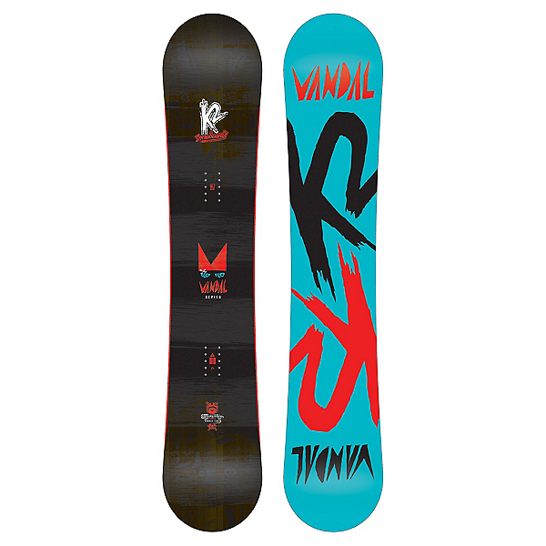 K2 Vandal Boys Snowboard 2017, , 600