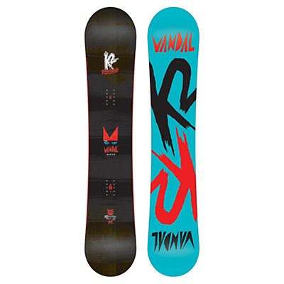 K2 Vandal Wide Boys Snowboard 2017, , viewer