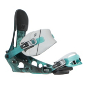 K2 Lien FS Snowboard Bindings 2017, Mineral, medium