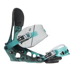 K2 Lien FS Snowboard Bindings, Mineral, 256