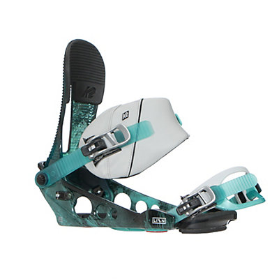 K2 Lien FS Snowboard Bindings 2017, Mineral, viewer