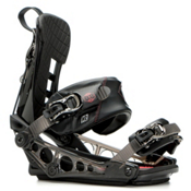 K2 Cinch TS Snowboard Bindings, Black, medium