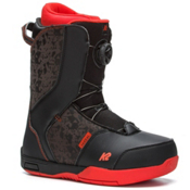 K2 Vandal Kids Snowboard Boots 2017, Black, medium