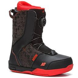 K2 Vandal Kids Snowboard Boots 2018, Black, 256