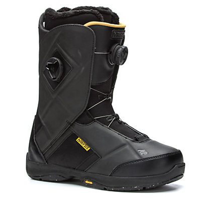K2 Maysis Snowboard Boots 2017, Black, viewer