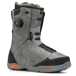 K2 Ashen Snowboard Boots, Grey, 256