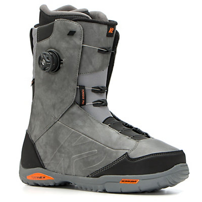 K2 Ashen Snowboard Boots 2017, Grey, viewer