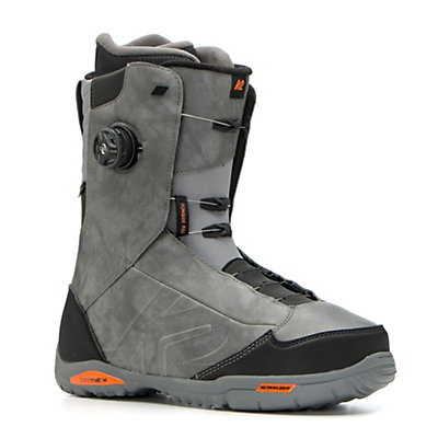 K2 Ashen Snowboard Boots, Grey, viewer