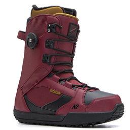 K2 Darko Snowboard Boots 2017, Crimson, 256