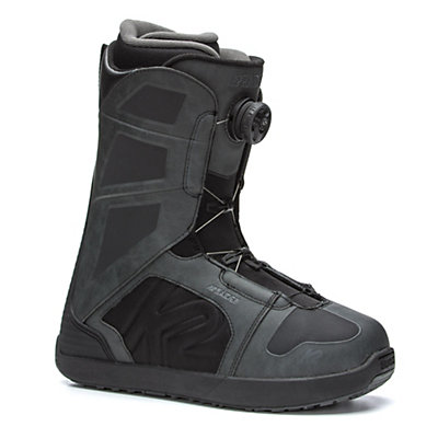 K2 Raider Snowboard Boots 2017, Black, viewer
