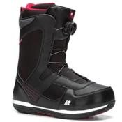 K2 Seem Snowboard Boots 2017, Black, medium