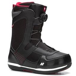 K2 Seem Snowboard Boots 2017, Black, 256