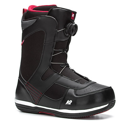 K2 Seem Snowboard Boots 2018, Black, viewer