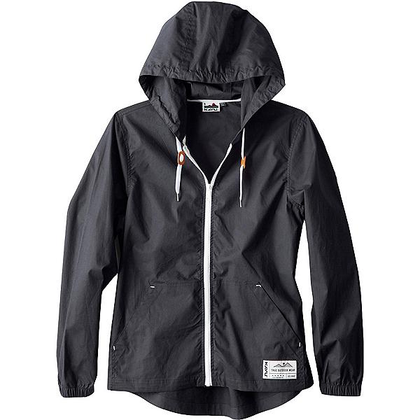 KAVU Fall Breeze Womens Jacket, Black, 600
