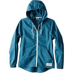 KAVU Fall Breeze Womens Jacket, Spruce, 256