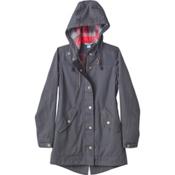 KAVU Sundowner Womens Jacket, Black, medium