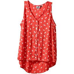 KAVU Beryl Womens Shirt, Firewater, 256