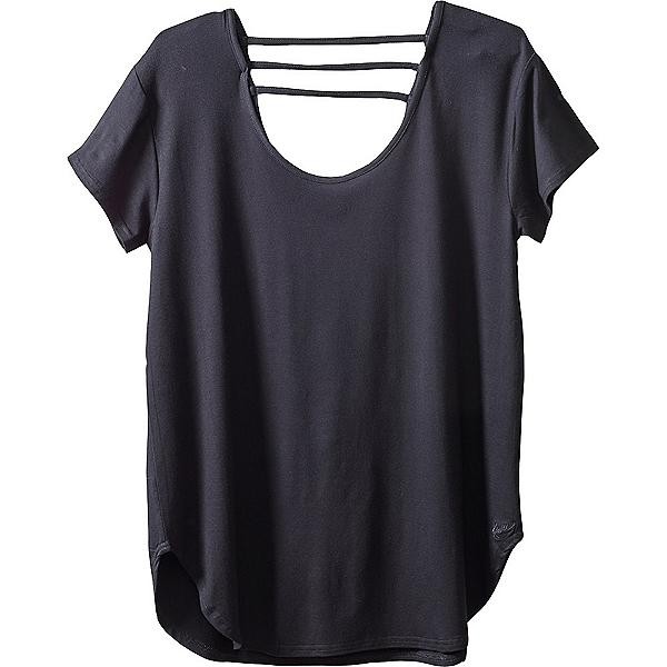 KAVU Cozumel Womens Shirt, Black, 600
