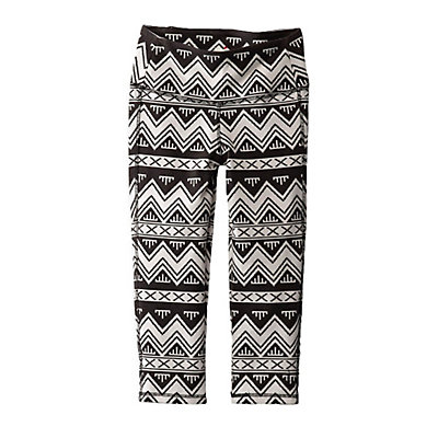 KAVU Cadence Chop Leggings, Bw Chevron, viewer